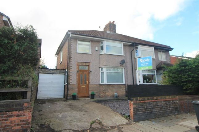 Thumbnail Semi-detached house for sale in Sandy Road, Liverpool, Merseyside