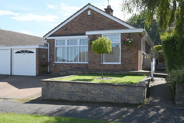 Thumbnail Bungalow for sale in Firs Avenue, Hulland Ward, Ashbourne