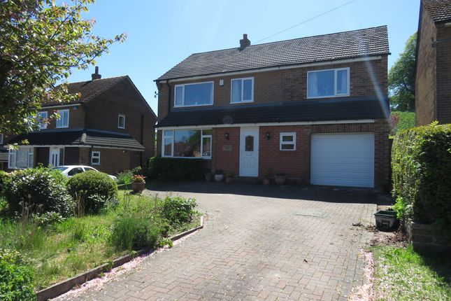 Thumbnail Detached house for sale in Southfield Road, Almondbury, Huddersfield