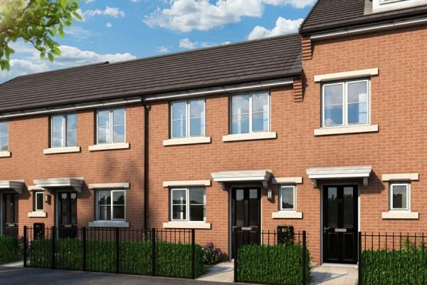 "Thumbnail Property for sale in ""The Normanby At Norton Park, Stockton"" at Kingfisher Avenue, Stockton-On-Tees"