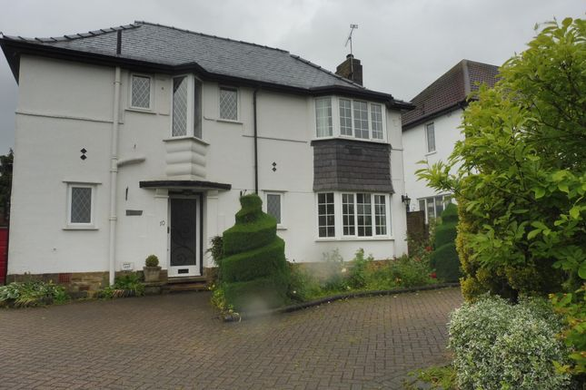 Thumbnail Property to rent in Woodhall Park Crescent East, Stanningley, Pudsey
