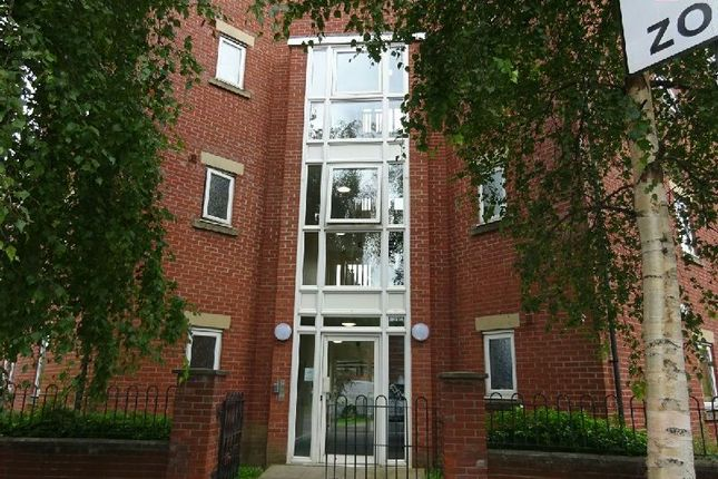 Thumbnail Flat for sale in Chorlton Road, Hulme, Manchester