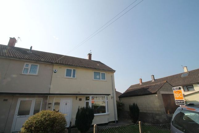 Thumbnail Terraced house to rent in Dutton Close, Stockwood, Bristol