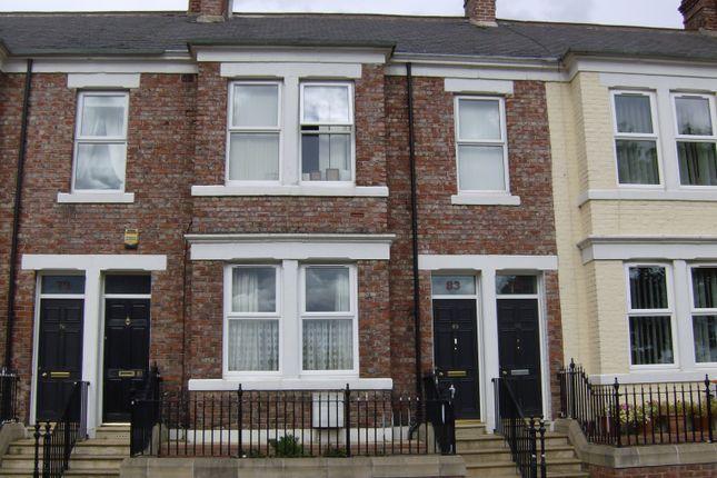 Thumbnail Flat to rent in Brighton Road, Bensham, Gateshead