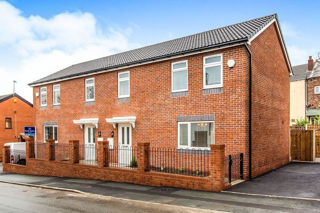 Thumbnail Semi-detached house for sale in Fountain Street, Hyde