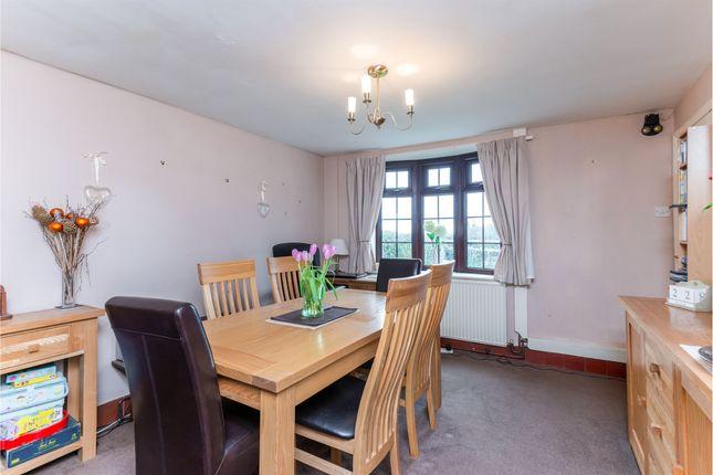 Dining Room: of Marston Common, Marston Montgomery, Ashbourne DE6