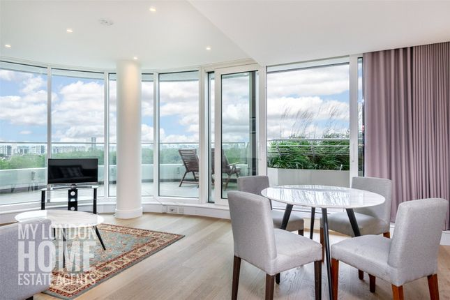 Thumbnail Flat for sale in Cascade Court, 1 Sopwith Way, Battersea