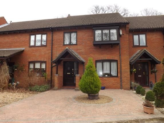Thumbnail Terraced house for sale in Locks Heath, Southampton, Hampshire