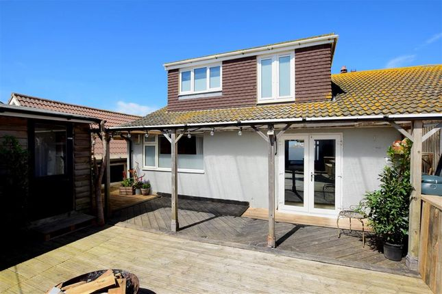 Thumbnail Bungalow for sale in Victoria Avenue, Peacehaven, East Sussex