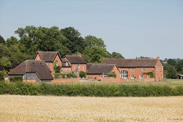 Thumbnail Detached house for sale in The Fosse, Eathorpe, Royal Leamington Spa, Warwickshire