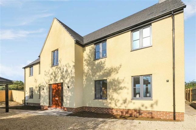 Thumbnail Detached house for sale in Greatfield, Swindon