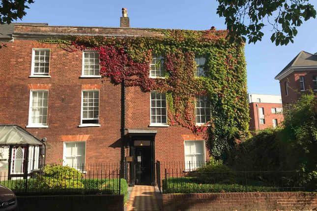 Thumbnail Office for sale in Southernhay East, Exeter