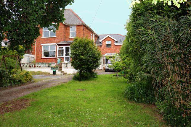 Thumbnail Semi-detached house for sale in Shutterton Lane, Dawlish Warren, Dawlish