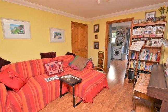 Living Room of Lamplighters, Newlands, Honiton, Devon EX14