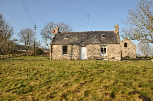 Thumbnail Cottage for sale in Easter Meikle Branchill Dallas Road, Dallas
