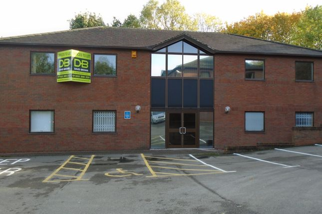 Thumbnail Office to let in Unit 5 Swanwick Court, Alfreton