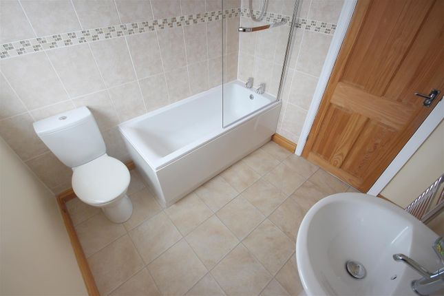 Bathroom of Fraser Road, Sheffield S8
