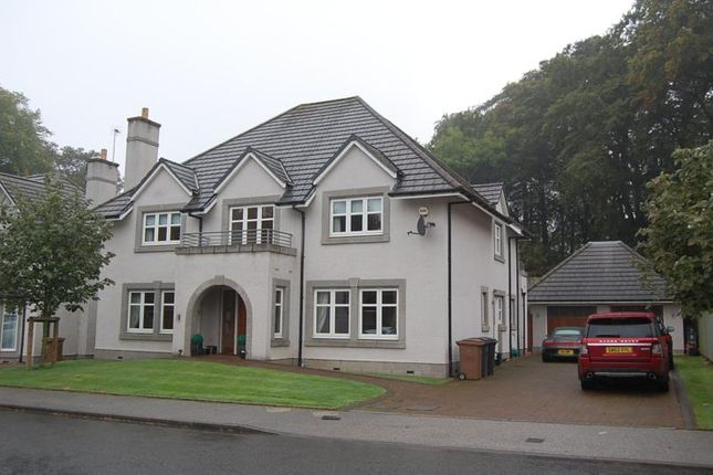 Thumbnail Detached house to rent in Kepplestone Gardens, Aberdeen