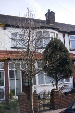Thumbnail Terraced house to rent in Queenswood Avenue, Thornton Heath