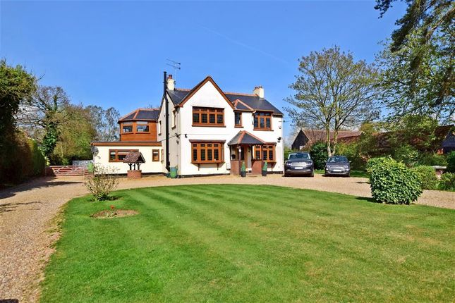 Thumbnail Detached house for sale in School Road, Downham, Billericay, Essex
