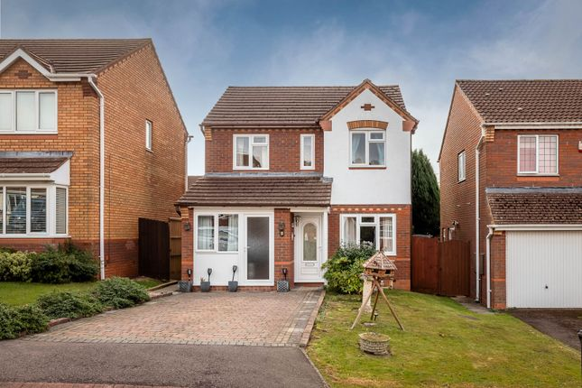 Thumbnail Detached house for sale in Nodens Way, Lydney