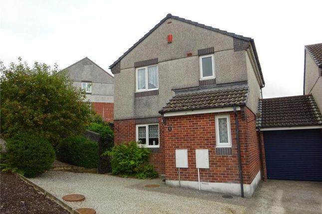 Thumbnail Detached house for sale in Peppers Park Road, Liskeard, Cornwall