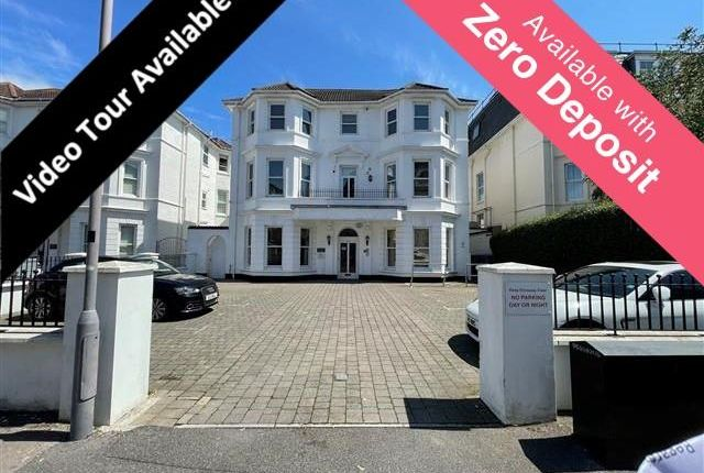 Thumbnail Flat to rent in St. Michaels Road, Bournemouth