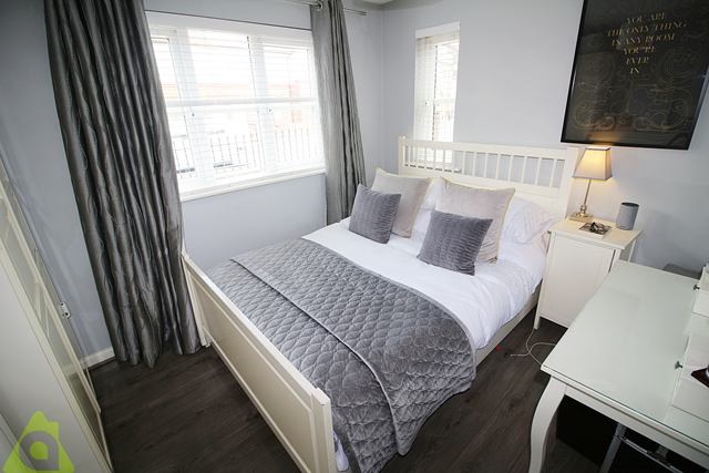 Master Bedroom of Church Street, Westhoughton, Bolton BL5