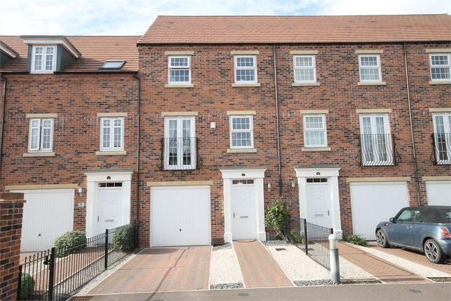 Thumbnail Town house for sale in River View, Trent Lane, Newark, Nottinghamshire.