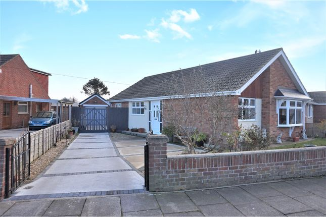 Thumbnail Detached bungalow for sale in Fillingham Crescent, Cleethorpes