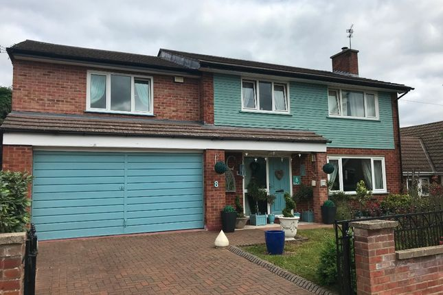 Thumbnail Detached house to rent in Lodge Way, Grantham, Grantham