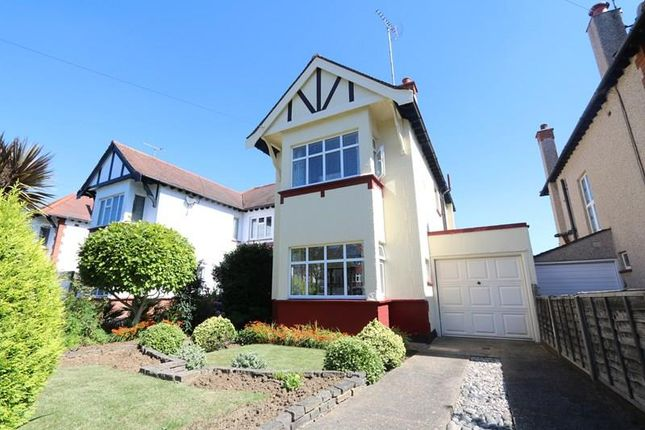 Thumbnail Semi-detached house for sale in Highlands Boulevard, Leigh-On-Sea