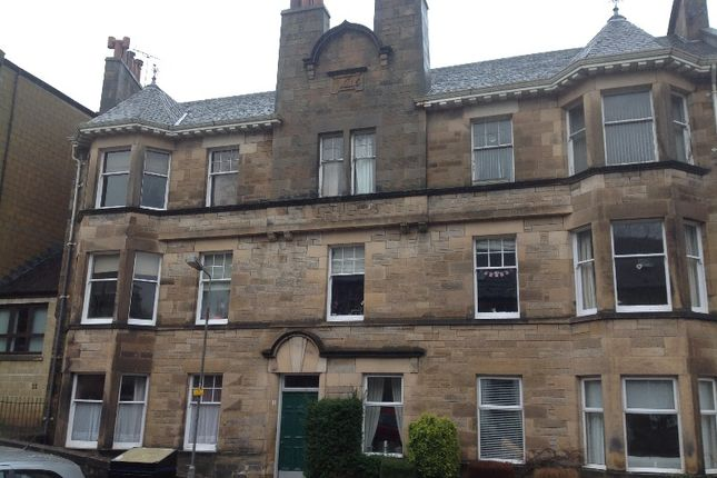 Thumbnail Flat to rent in Princes St, Stirling, Stirling