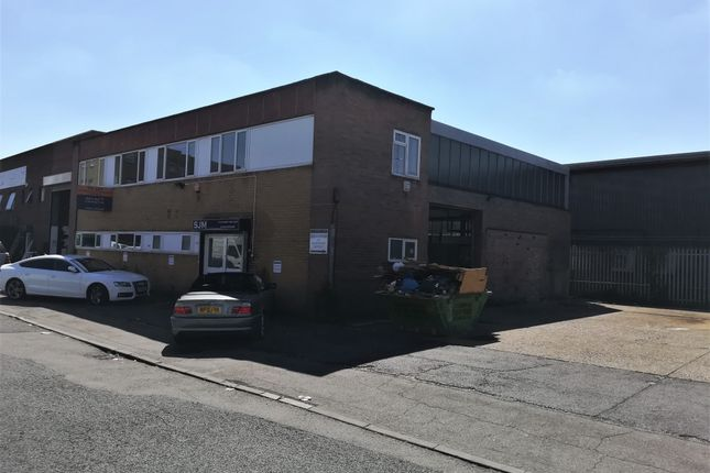 Thumbnail Warehouse to let in 1 Kelpatrick Road, Slough