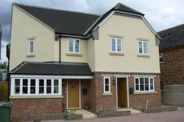 Thumbnail Semi-detached house to rent in Ock Street, Abingdon