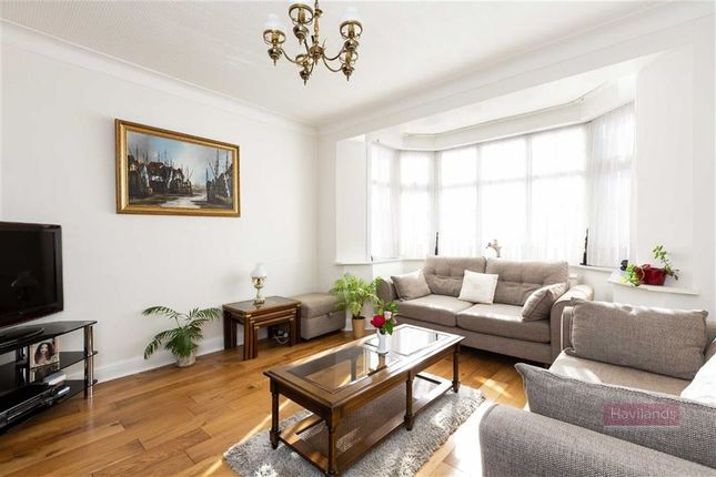 Thumbnail Semi-detached house for sale in Hadley Way, Winchmore Hill, London