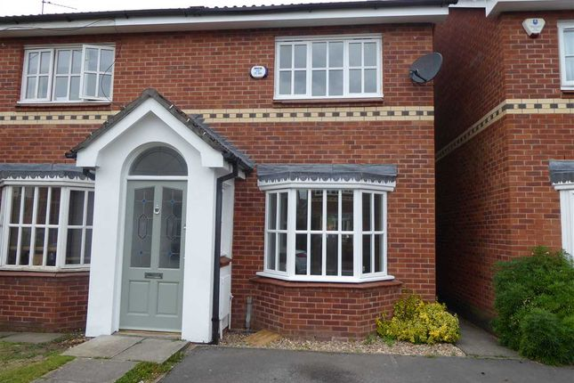 Thumbnail Semi-detached house to rent in Whitsand Road, Manchester