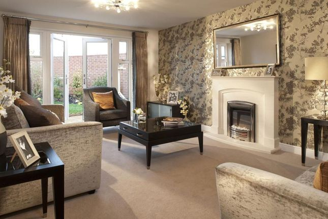 """Thumbnail Detached house for sale in """"Manning"""" at Village Street, Runcorn"""