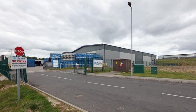 Thumbnail Light industrial to let in Unit 9A, Castlewood Business Park, South Normanton, Derbyshire