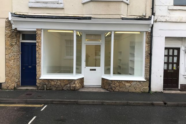 Thumbnail Property to rent in Park Road, Dawlish