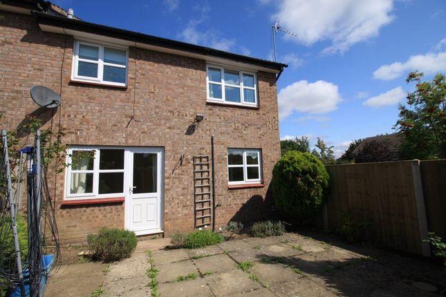 Thumbnail Semi-detached house to rent in Ladycroft Close, Shrewsbury, Shropshire
