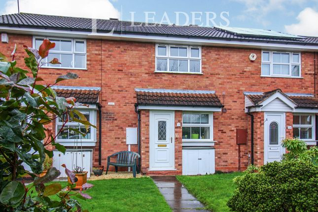 2 bed terraced house to rent in Sturley Close, Kenilworth CV8