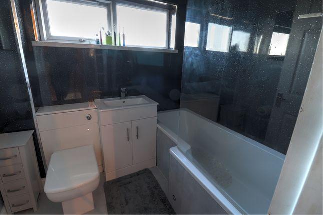 Bathroom of St. Nicholas Close, Ashington NE63