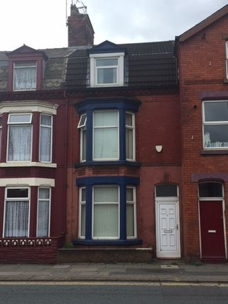 Thumbnail Triplex to rent in Picton Road, Wavertree