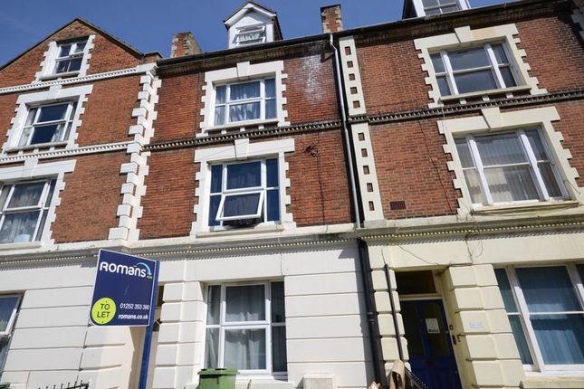 Thumbnail Room to rent in Arthur Street, Aldershot