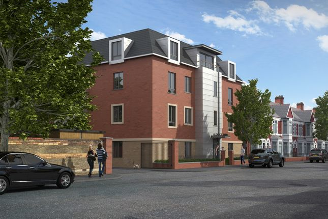 Thumbnail Land for sale in Courtenay Road, Cardiff