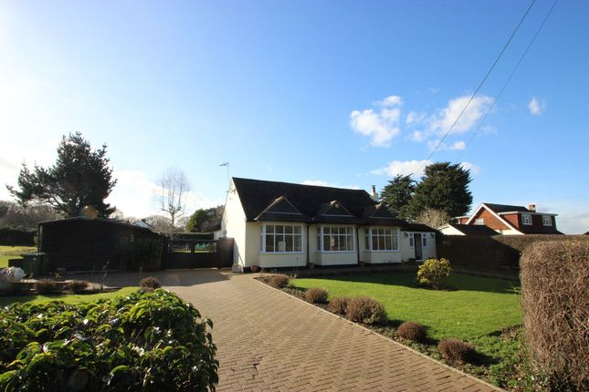 Thumbnail Detached bungalow for sale in Bells Hill Road, Vange, Basildon