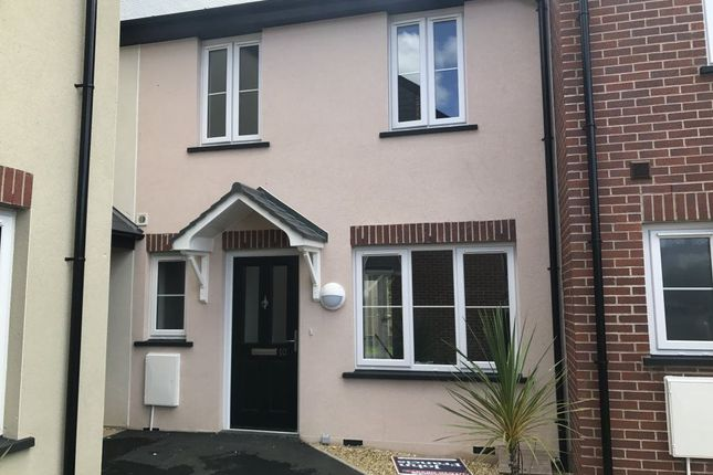 Thumbnail Terraced house to rent in Ashdale Mews, Pembroke, Pembrokeshire