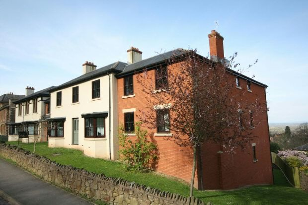 Thumbnail Flat to rent in 14 Scotland House, Cowleigh Road, Malvern