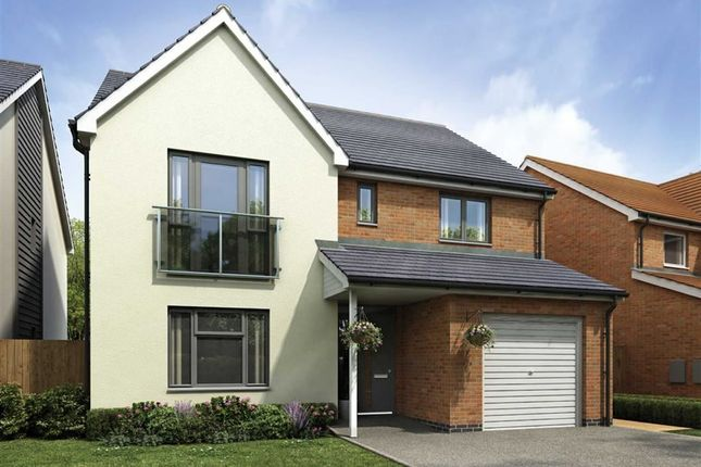 Thumbnail Detached house for sale in Harold Hines Way, Stoke-On-Trent